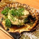 炉端焼き ちずり - 帆立バター醤油焼き