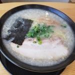 小鉄 - 塩ラーメン太麺