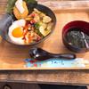 国頭港食堂 - 料理写真:まかない丼