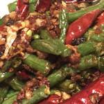 西安刀削麺酒楼 - 干篇豆椒