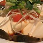 西安刀削麺酒楼 - 皮蛋豆腐