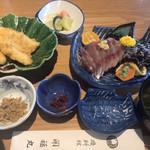 磯料理 開福丸 - 本日のランチ