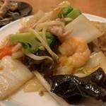 口福館 - 八宝菜