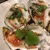 ルウァンタイ - 料理写真:生牡蠣のタイソース