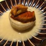 ひとはし - 超絶品の鮟肝大根白味噌仕立て