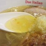 らぁ麺トラットリア ドゥエイタリアン -