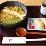 柊 - 料理写真:えび天セット