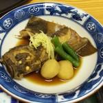 海鮮れすとらん四季庵 - 四季庵定食の煮魚