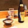 じん - 料理写真:サントリースーパーモルツ