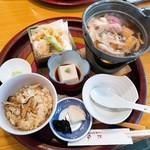安江 - 料理写真:冬のおすすめ膳