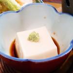 安江 - 胡麻豆腐