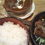 カレー&オムライスの店 洋食亭 - ビーフシチュー