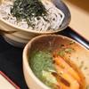 そば処 えきめんや - 料理写真:トムヤムクンつけ蕎麦(500円)2019年2月