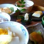 更紗茶屋 - 料理写真: