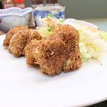 とんかつの浜田 - 料理写真:ヒレカツ