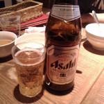 ハローエッグ - ビール♪