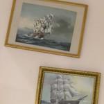 キングジョージ - 帆船