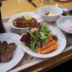 洞爺 湖畔亭 - 料理写真:夕食