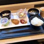 スーパーホテル - 料理写真:[2019/02]健康朝食(宿泊代に含む)