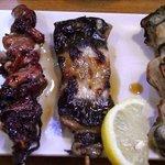 たち木 - 肝・短尺・牡蠣