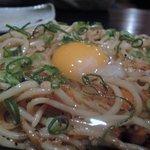 博多一番どり 居食家あらい - 焼そば ¥418