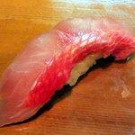 中野新屋鮨 - 料理写真:きんめ