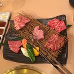 焼肉食堂 こやま - 料理写真:こやま特選森