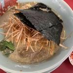ラーメン山岡家 - ピリ辛ネギ塩