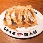 餃子屋 裏キオウ - 焼き餃子