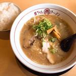 燕ちゃんラーメン - 料理写真:燕ラーメン