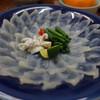 民宿千鳥 - 料理写真:てっさ