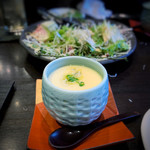 零 - ブルーチーズの茶碗蒸し