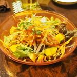 赤い壺 - ピリ辛サラダ(+1)