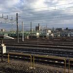 来来軒 - 【テンションの上がる風景】尾久駅の線路がすごいの!!