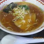 龍鵬 - ラーメン(醤油味)