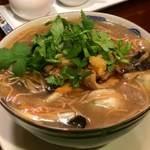 思郷村 - 大腸麺線(小)