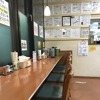 三代目 月見軒 札幌駅北口店 - 内観2019年2月