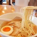 麺屋だご - 麺は極細!冨士麺さんのようです