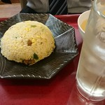 中華食堂一番館 - 炒飯、ハイボール