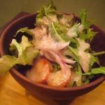 ガテモタブン - 野菜サラダ