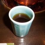 しゃぶ禅 -  ほうじ茶です。