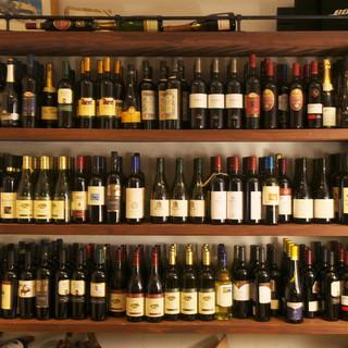 個性派ぞろい!サルデーニャ産ワインの数々