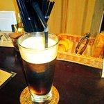 粉屋珈琲 - アイスコーヒー