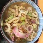 遊麺屋 - 味噌ちゃんぽん680円