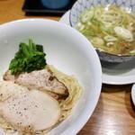 鶏そばムタヒロ-Mutahiro- - 塩つけ麺