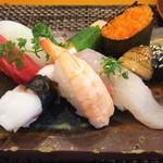 玄海鮨 - 竹 にぎり  1000円