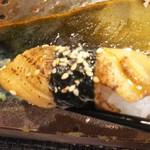 玄海鮨 - アナゴ です  今日も間違い無いです
