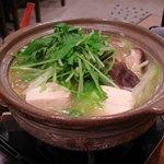 土の子 - 鳥鍋