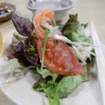 福岡鷹勝 - 野菜サラダ