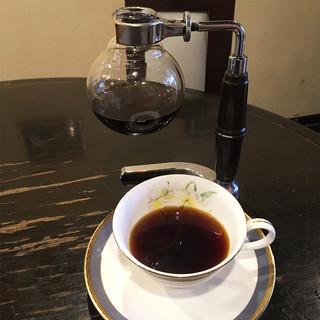 ダンディ・珈琲&紅茶
